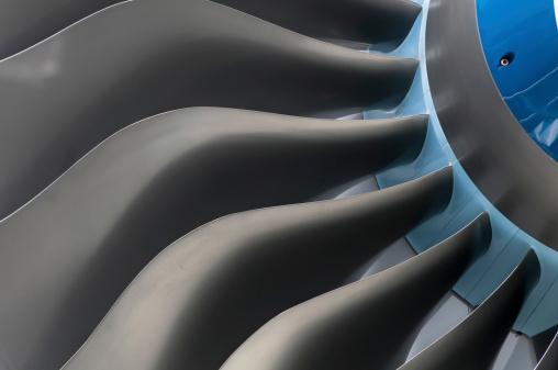 Commercial Airplane「Turbine」:スマホ壁紙(9)