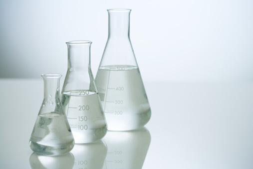 Chemical「Volumetric flasks」:スマホ壁紙(15)