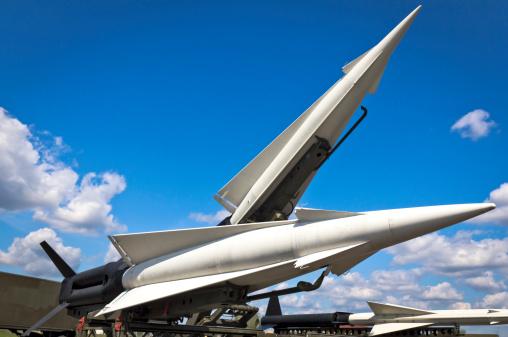 Anti-Aircraft「Nike-Hercules Missiles」:スマホ壁紙(9)