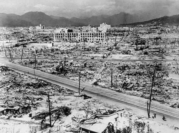 Damaged「Atom Bomb Damage」:写真・画像(0)[壁紙.com]