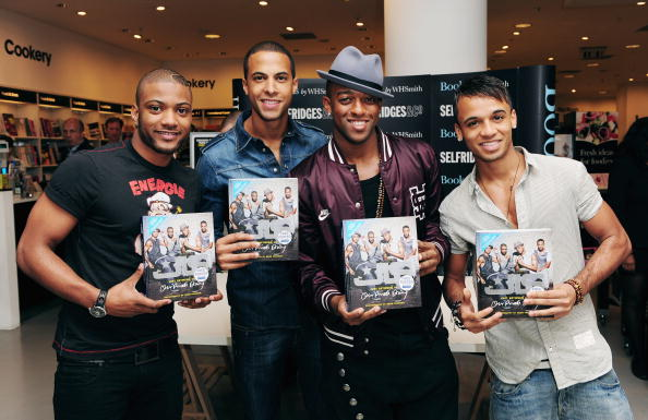 Marvin Williams「JLS Launch Behind The Scenes Book At Selfridges - Photocall」:写真・画像(4)[壁紙.com]