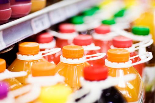 Juice - Drink「Juice in a supermarket」:スマホ壁紙(2)