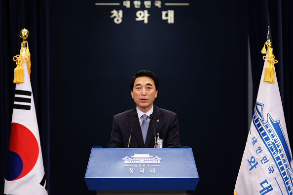South Korea「South Korea Reacts To North's Fourth Missile Test In Four Weeks」:写真・画像(6)[壁紙.com]