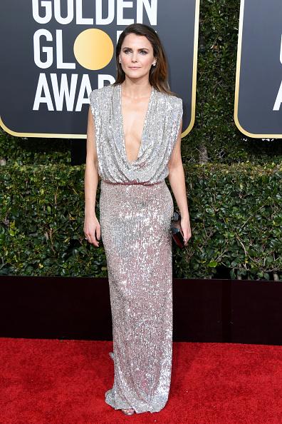 Silver Dress「76th Annual Golden Globe Awards - Arrivals」:写真・画像(13)[壁紙.com]