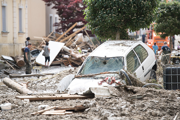 Germany「Residents Cope With Flood Aftermath」:写真・画像(19)[壁紙.com]