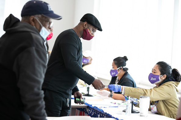 Atlanta - Georgia「Across The U.S. Voters Flock To The Polls On Election Day」:写真・画像(9)[壁紙.com]