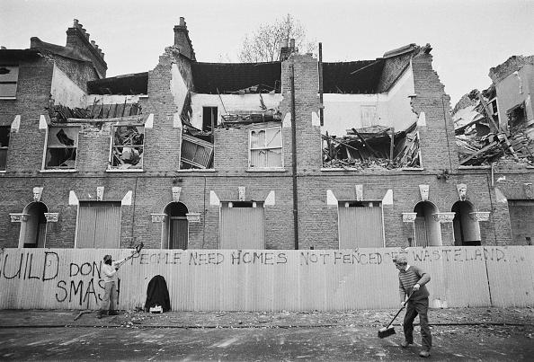 Graffiti「St Agnes Place, 1977」:写真・画像(0)[壁紙.com]