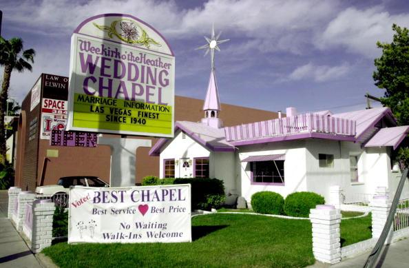 Chapel「Las Vegas Wedding Chapel」:写真・画像(2)[壁紙.com]