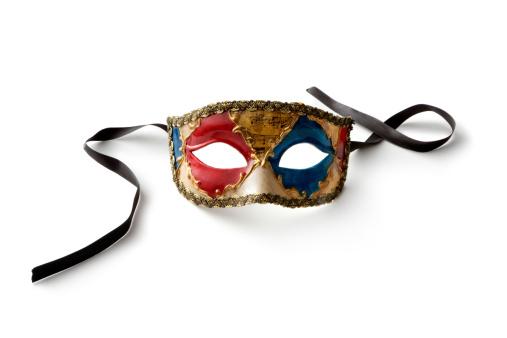 仮装衣装「ミヤゲヒン:ベネチアのマスク」:スマホ壁紙(2)