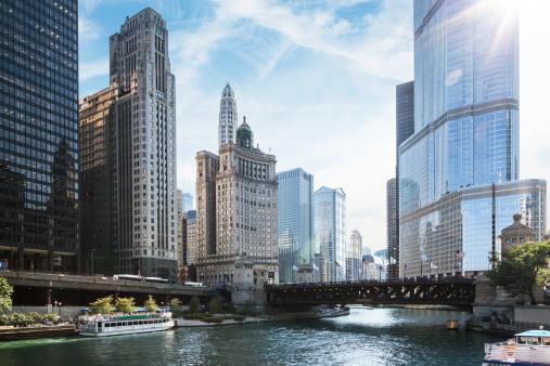 Ship「Chicago River」:スマホ壁紙(16)