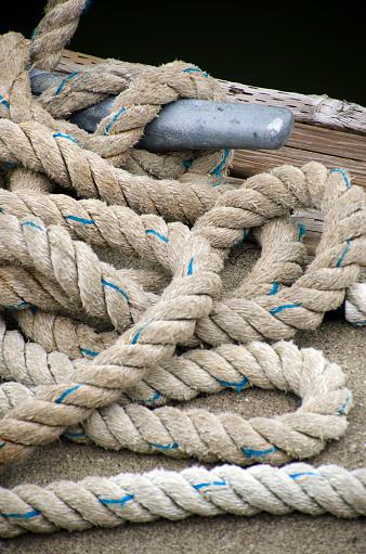 Sailboat「Boat Mooring  Rope」:スマホ壁紙(1)