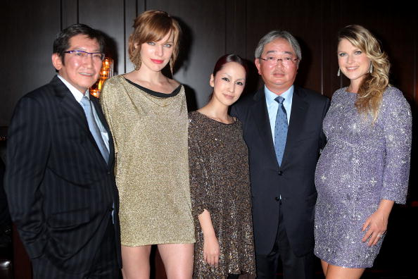 中島 美嘉「'Resident Evil: Afterlife' Japan After Party」:写真・画像(4)[壁紙.com]
