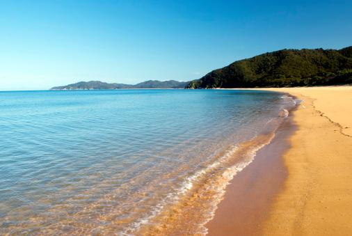 Abel kiwi「Totaranui Seascape, Abel Tasman National Park, New Zealand」:スマホ壁紙(0)