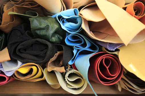 Animal Skin「Colorful leather for bookbinding」:スマホ壁紙(12)