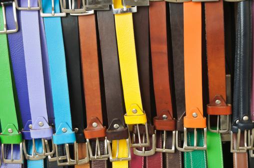 Belt「Colorful Leather Belts」:スマホ壁紙(4)