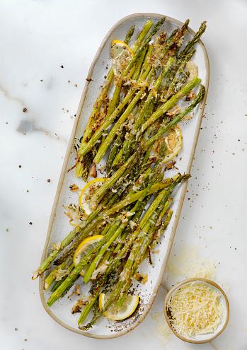 Ketogenic Diet「Lemon, Garlic and Parmesan Roasted Asparagus」:スマホ壁紙(16)