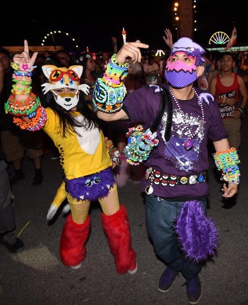 EDC「18th Annual Electric Daisy Carnival - Day 1」:写真・画像(12)[壁紙.com]