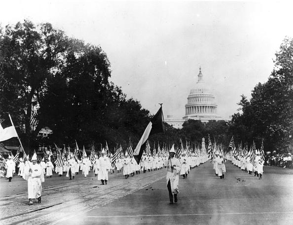 Washington DC「KKK Parade」:写真・画像(15)[壁紙.com]