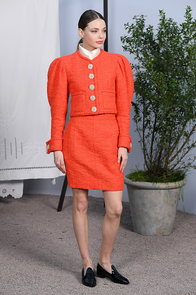 Chanel Jacket「Chanel - Photocall - Paris Fashion Week - Haute Couture Spring Summer 2020」:写真・画像(19)[壁紙.com]