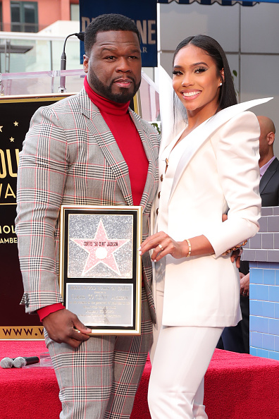 """US Coin「Curtis """"50 Cent"""" Jackson Is Honored With A Star On The Hollywood Walk Of Fame」:写真・画像(19)[壁紙.com]"""