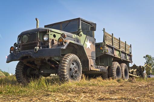 Military Land Vehicle「Military Truck M-923 A1」:スマホ壁紙(16)