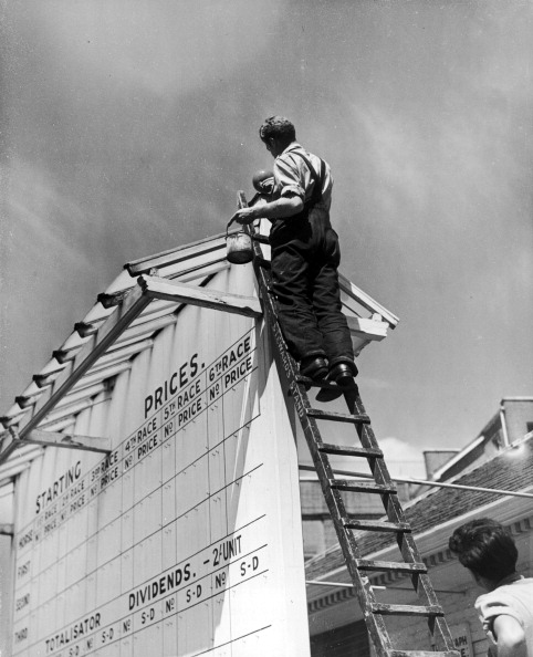 Fred Morley「Sprucing Up Ascot」:写真・画像(19)[壁紙.com]