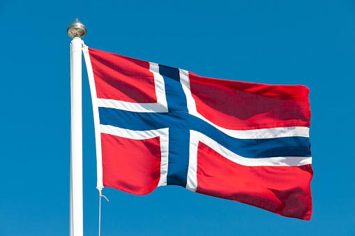 Pole「National flag of Norway」:スマホ壁紙(12)