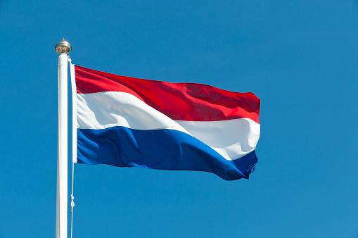 Pole「National flag of Holland」:スマホ壁紙(19)