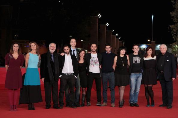 Film Director「'Acqua Fuori Dal Ring / La Prima Legge Di Newton' Premiere - The 7th Rome Film Festival」:写真・画像(15)[壁紙.com]