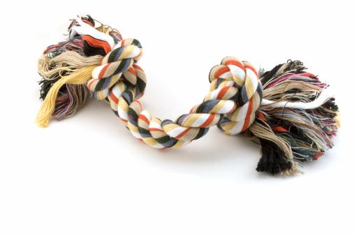 Tug-of-war「Chewable dog toy rope」:スマホ壁紙(2)