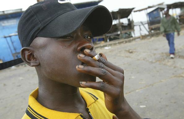 Cigarette「Fighting Continues in Monrovia」:写真・画像(9)[壁紙.com]