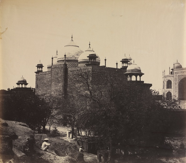 Superb view「Taj Mahal」:写真・画像(3)[壁紙.com]