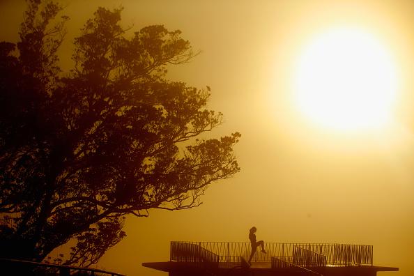 Phil Walter「Fog Settles Around Auckland City」:写真・画像(15)[壁紙.com]