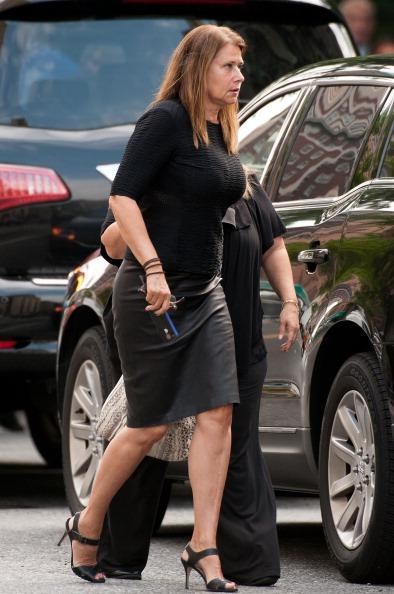 ロレイン ブラッコ「Funeral For Actor James Gandolfini」:写真・画像(0)[壁紙.com]