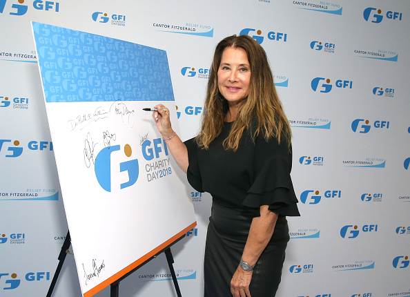 Finance and Economy「Annual Charity Day Hosted By Cantor Fitzgerald, BGC and GFI - GFI Office - Arrivals」:写真・画像(13)[壁紙.com]