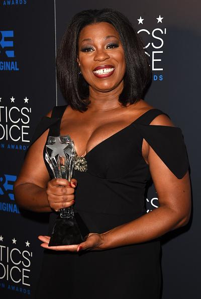 Three Quarter Length「5th Annual Critics' Choice Television Awards - Press Room」:写真・画像(3)[壁紙.com]