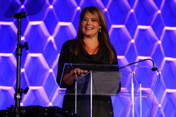 ロレイン ブラッコ「2011 WICT Leadership Conference And Touchstones Luncheon」:写真・画像(18)[壁紙.com]