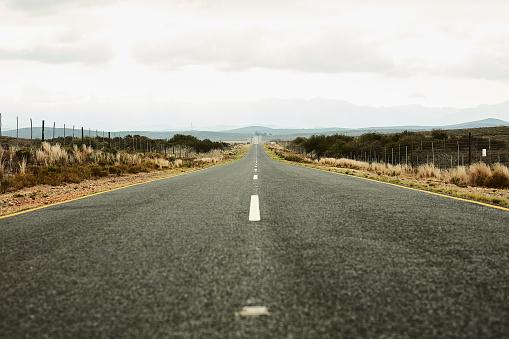 リラクゼーション「オープン道路」:スマホ壁紙(1)