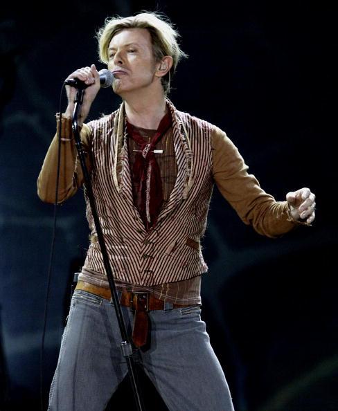 Alex Bowie「David Bowie In Concert」:写真・画像(1)[壁紙.com]