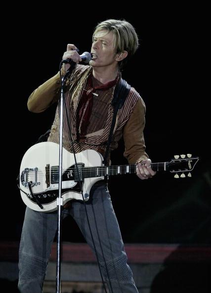 Alex Bowie「David Bowie In Concert」:写真・画像(8)[壁紙.com]