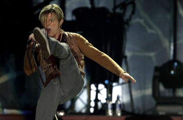 Alex Bowie「David Bowie In Concert」:写真・画像(2)[壁紙.com]