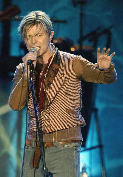 Alex Bowie「David Bowie In Concert」:写真・画像(7)[壁紙.com]