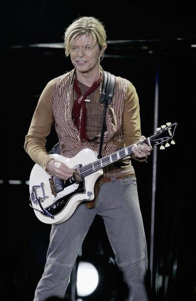 Alex Bowie「David Bowie In Concert」:写真・画像(9)[壁紙.com]