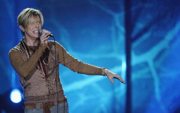 Alex Bowie「David Bowie Concert」:写真・画像(3)[壁紙.com]