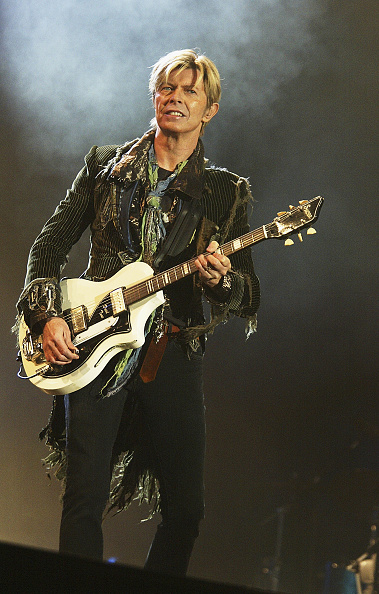 デヴィッド・ボウイ「UK: The Nokia Isle of Wight Festival 2004 - Day Three」:写真・画像(19)[壁紙.com]
