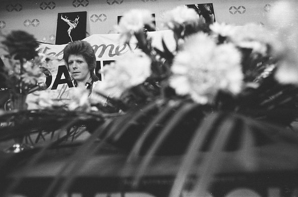 Yokohama「David Bowie At Press Conference Yokohama」:写真・画像(17)[壁紙.com]