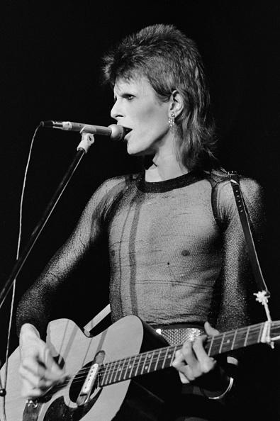 Hammersmith Apollo「Bowie As Ziggy」:写真・画像(5)[壁紙.com]