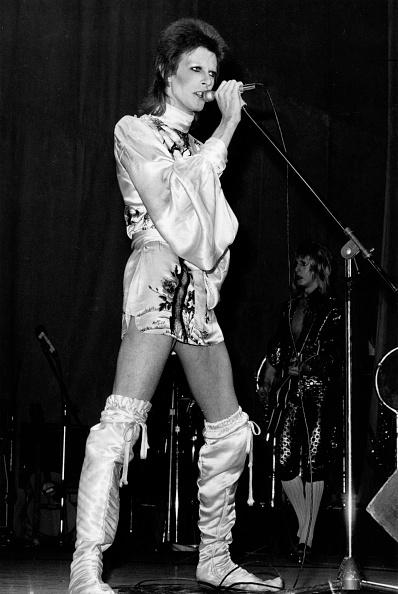 Hammersmith Apollo「David Bowie」:写真・画像(7)[壁紙.com]