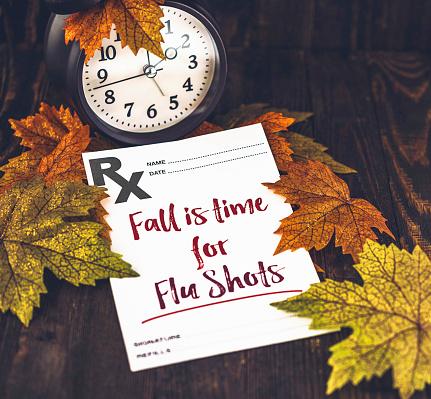 季節「Preventative healthcare. Fall is time for Flu Shots」:スマホ壁紙(11)