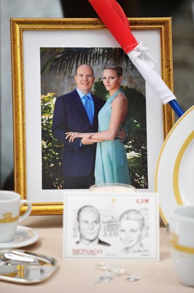 Male Likeness「Monaco Royal Wedding Preparations and Souvenirs」:写真・画像(10)[壁紙.com]